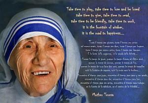Mẹ Teresa - Người phụ nữ được cả thế giới yêu mến