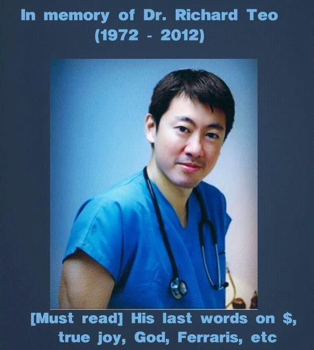 Dr. Richard Teo
