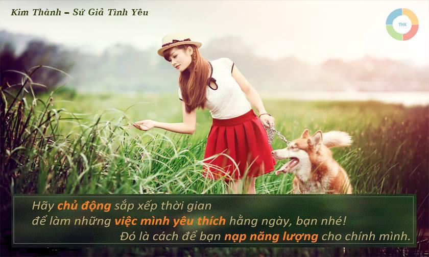 Kim Thành - Sứ GIả Tình Yêu